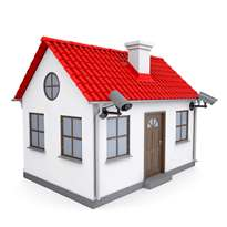 Видеонаблюдение для дома и квартиры.