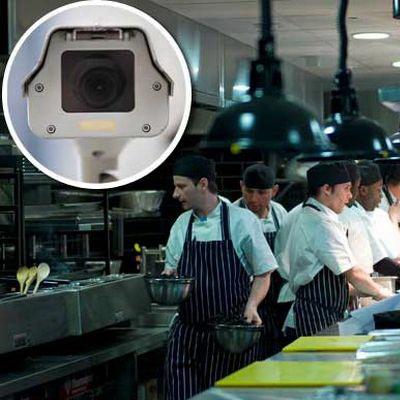 Видеонаблюдение для ресторана